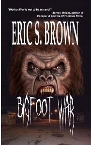bigfoot war by eric s. brown