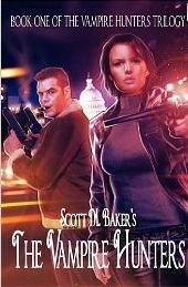 Scott M Baker The Vampire Hunters