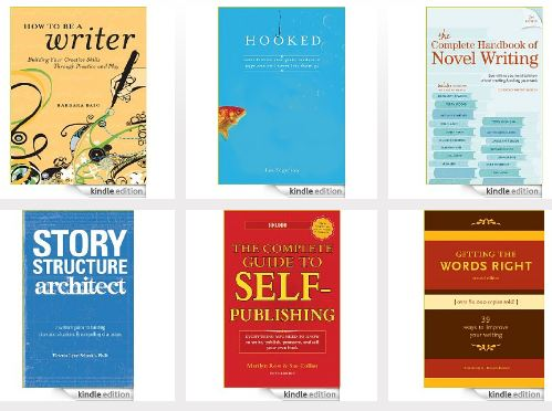 free writing books from writers digest