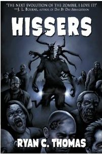 hissers by ryan thomas