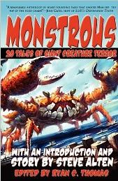 monstrous by ryan thomas