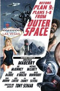 PLANS 1-8 FROM OUTER SPACE edited by Tony Schaab