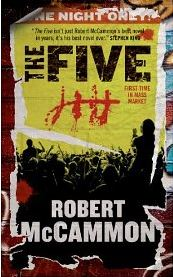 THE FIVE by Robert McGammon
