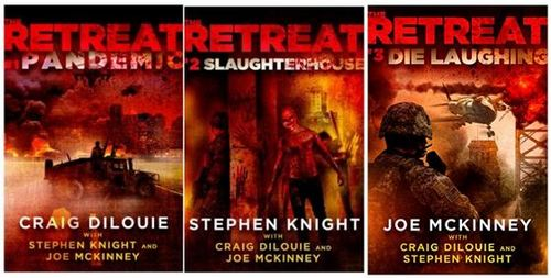THE RETREAT 3 covers