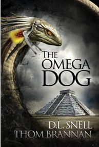 the omega dog by dl snell and thom brannan