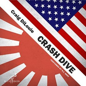 CRASH DIVE audiobook