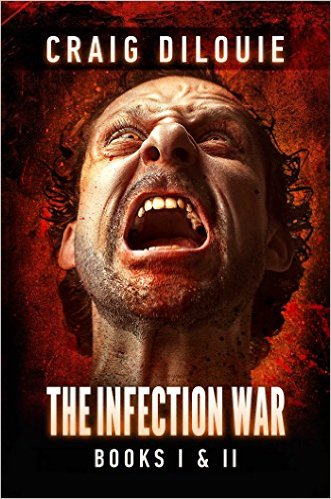 THE INFECTION Named a Top-10 Apocalyptic Novel