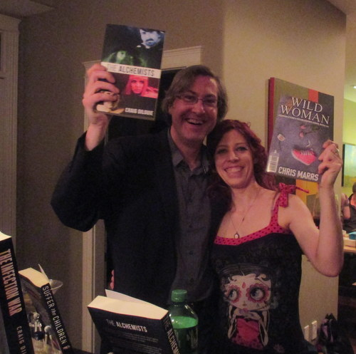 book launch party 1