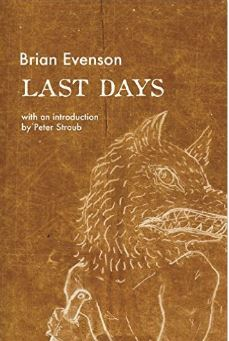 last days by brian everson