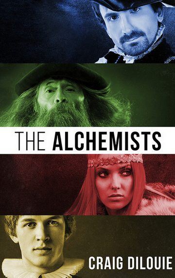 Excerpt from THE ALCHEMISTS