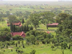 Rorke's Drift as seen today.