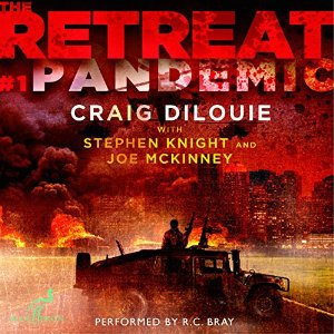 the retreat 1 audiobook cover