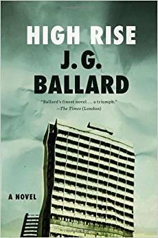 HIGH-RISE by JG Ballard