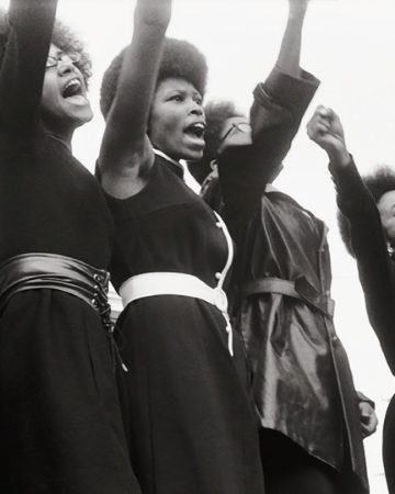 BLACK PANTHERS: VANGUARD OF THE REVOLUTION (2015)