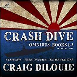 crash dive audiobook omnibus